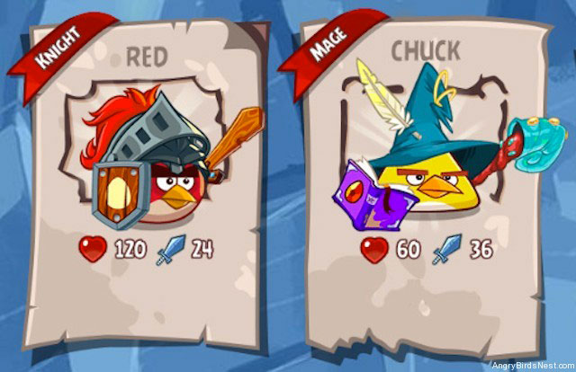 Angry Birds Epic : capture 4