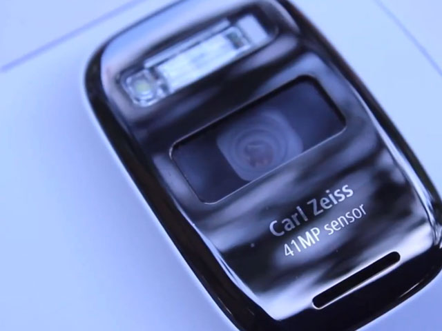 Application Camera Windows Phone 8.1
