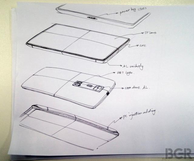 Dessins OnePlus One