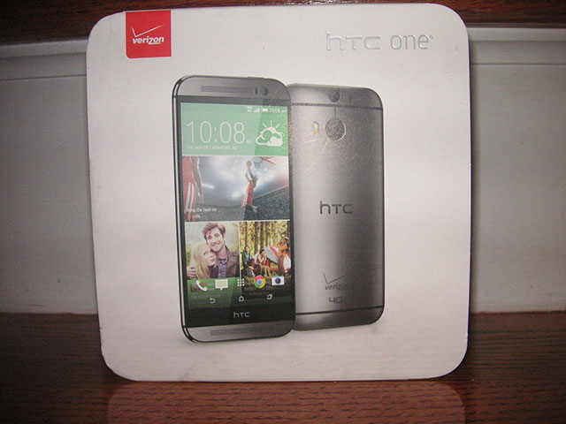 Boite The All New HTC One : image 1