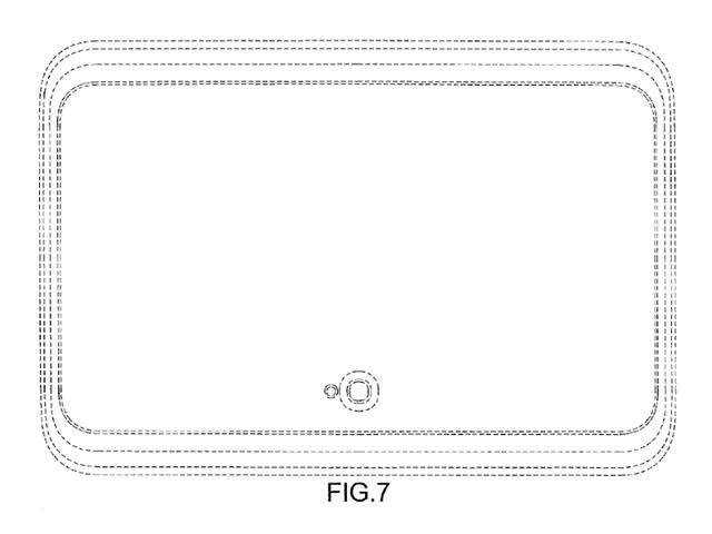 Brevet Samsung Design Tablette mars14 : image 3