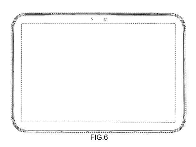 Brevet Samsung Design Tablette mars14 : image 4