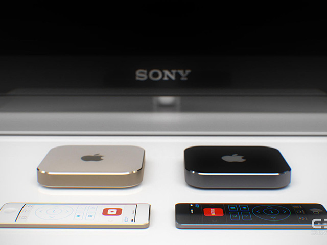 Concept Apple TV Curved : image 8