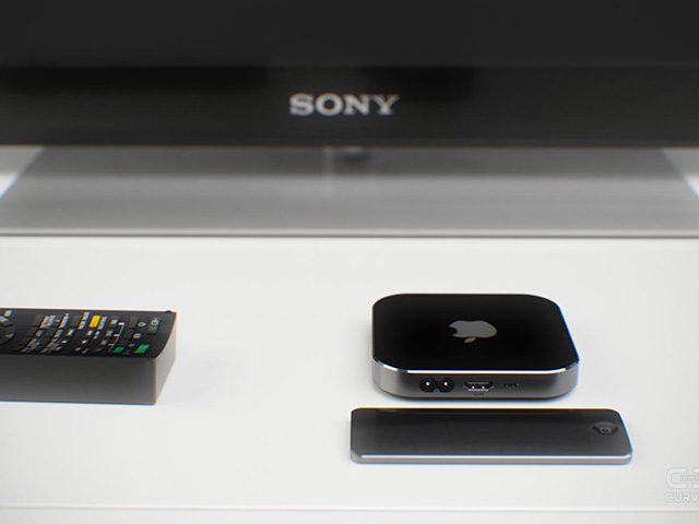 Concept Apple TV Curved : image 9