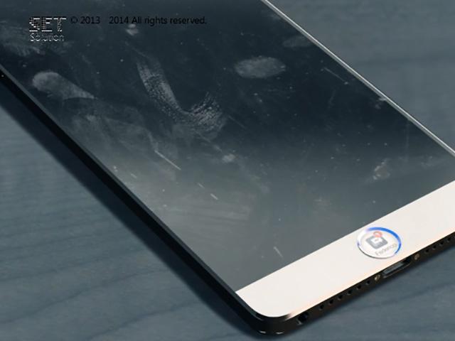 Suite concept iPhone 6 SET Solution