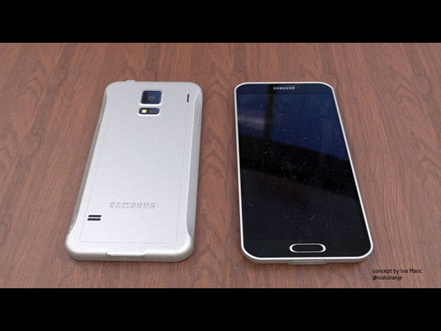 Concept Samsung Galaxy S5 Premium : image 1