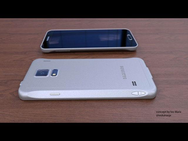 Concept Samsung Galaxy S5 Premium : image 3