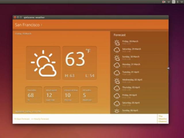 La convergence d'Ubuntu en vidéo