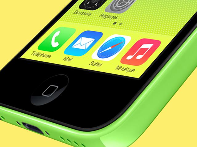 Acheter un iPhone 5c 8 Go
