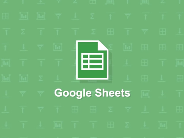 New Google Sheets 2014