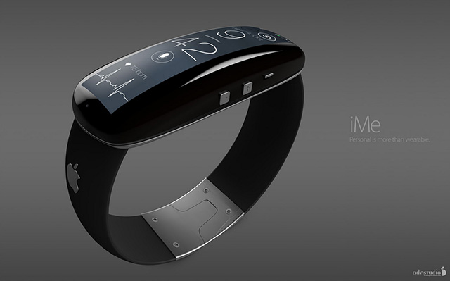 iMe concept iWatch : image 11