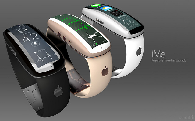 iMe concept iWatch : image 12
