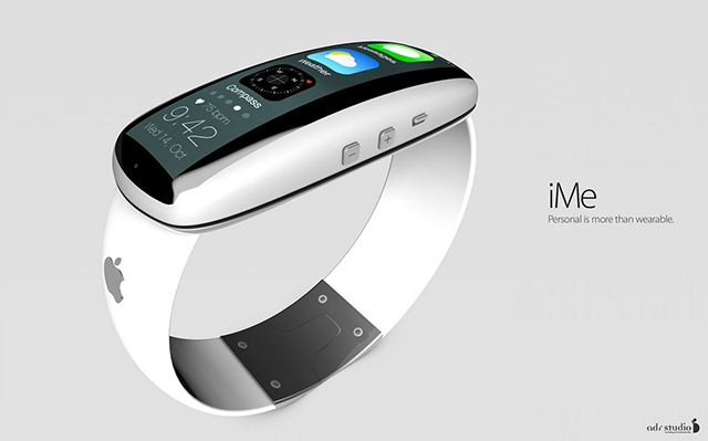 iMe concept iWatch : image 4
