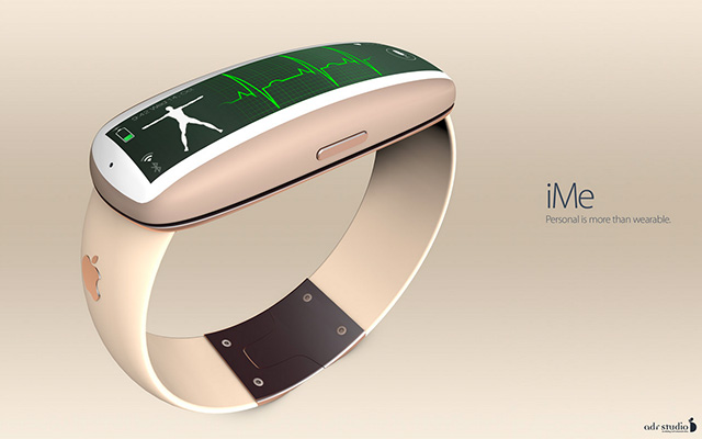 iMe concept iWatch : image 6