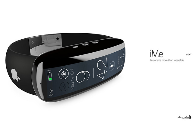 iMe concept iWatch : image 8