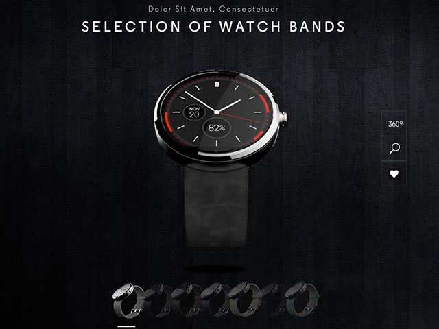 Moto 360 : image 1
