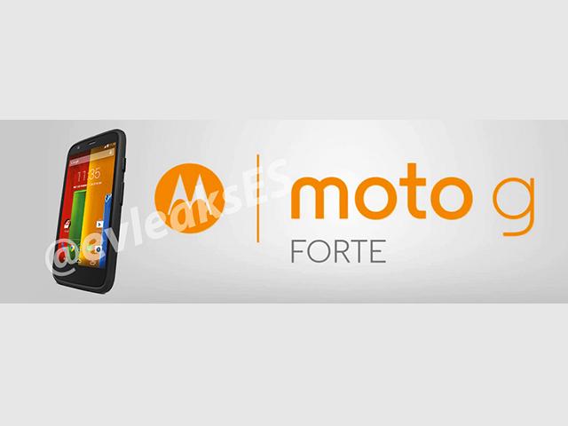 Moto G Forte
