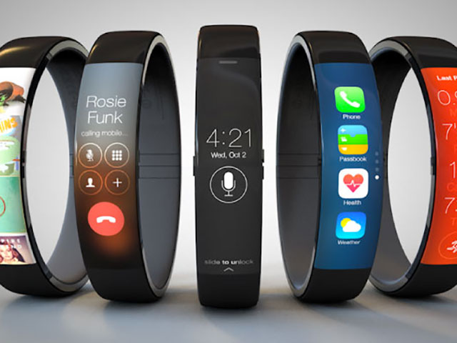 Podomètre intelligent iWatch