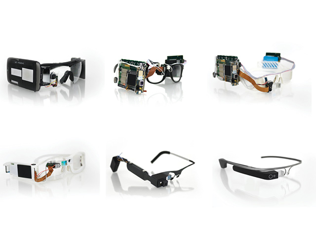 Prototypes Google Glass