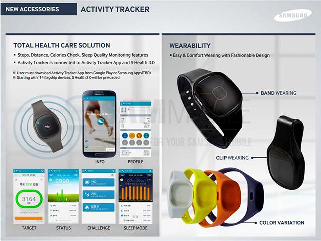 Samsung S Band 2014 : image 2