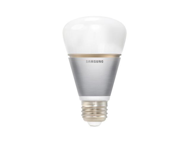 Samsung Smart Bulb : une nouvelle ampoule connectée