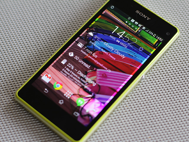 Sony Xperia Z1 Compact : image 9