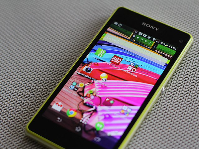 Sony Xperia Z1 Compact : image 14