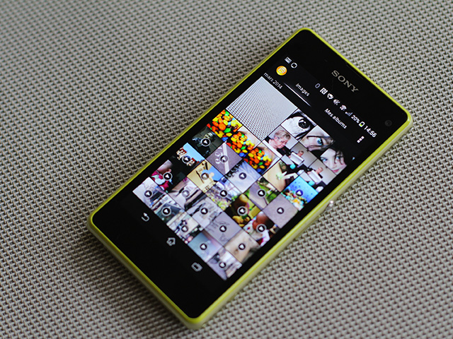 Sony Xperia Z1 Compact : image 16