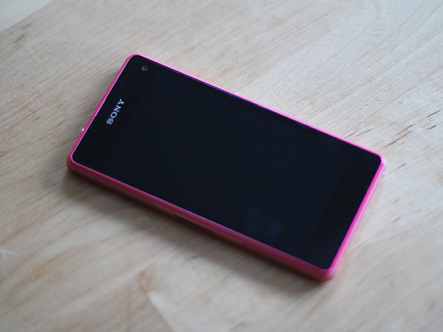 Sony Xperia Z1 Compact : image 3