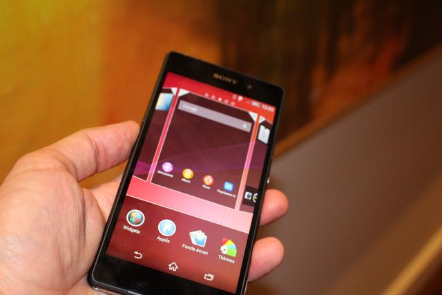 Sony Xperia Z2 : photo 3