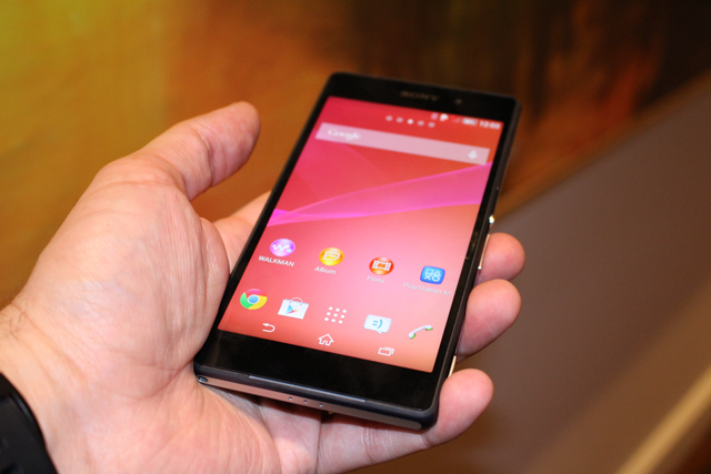 Sony Xperia Z2 : photo 4