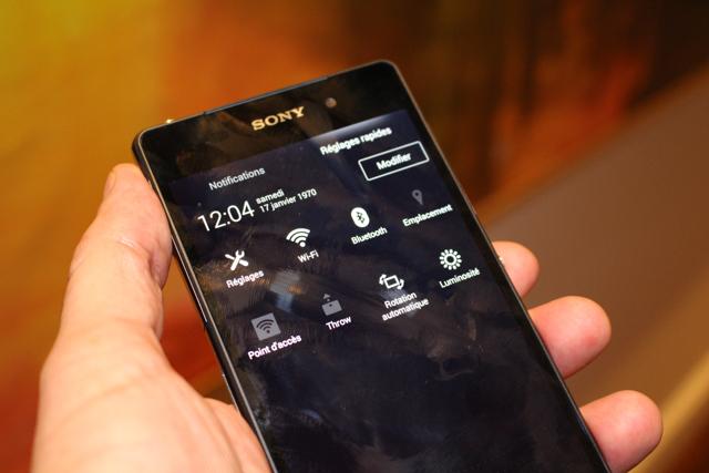Sony Xperia Z2 : photo 8