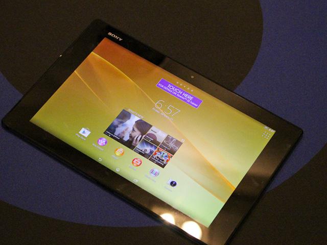 Sony Xperia Z2 Tablet : photo 1