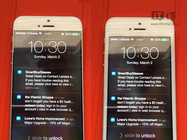 L'iPhone 6 sortira en septembre. Normalement.