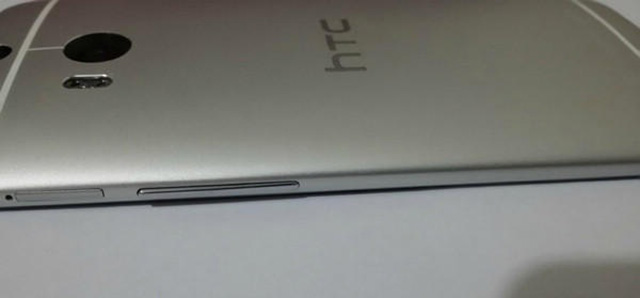 The All New HTC One : photo volée mars 2