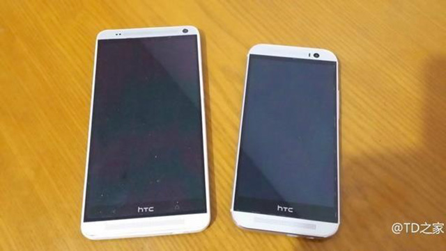 The All New HTC One : photo volée mars 12