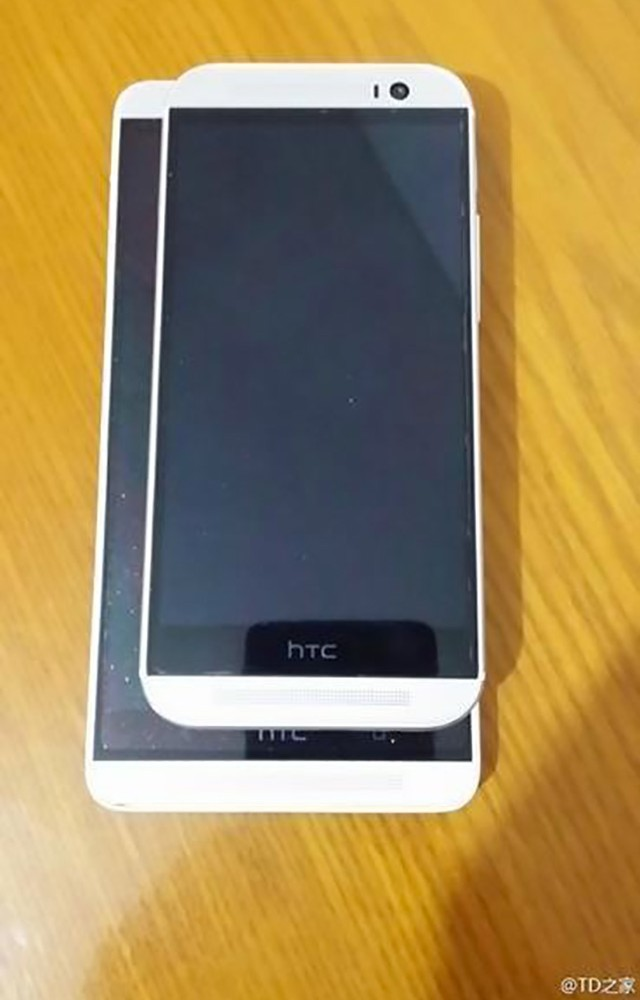 The All New HTC One : photo volée mars 13