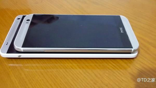 The All New HTC One : photo volée mars 14