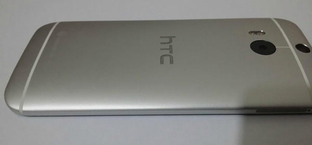 The All New HTC One : photo volée mars 3