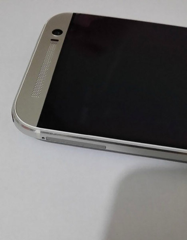 The All New HTC One : photo volée mars 8