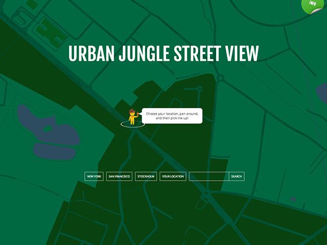 Urban Jungle : capture 1