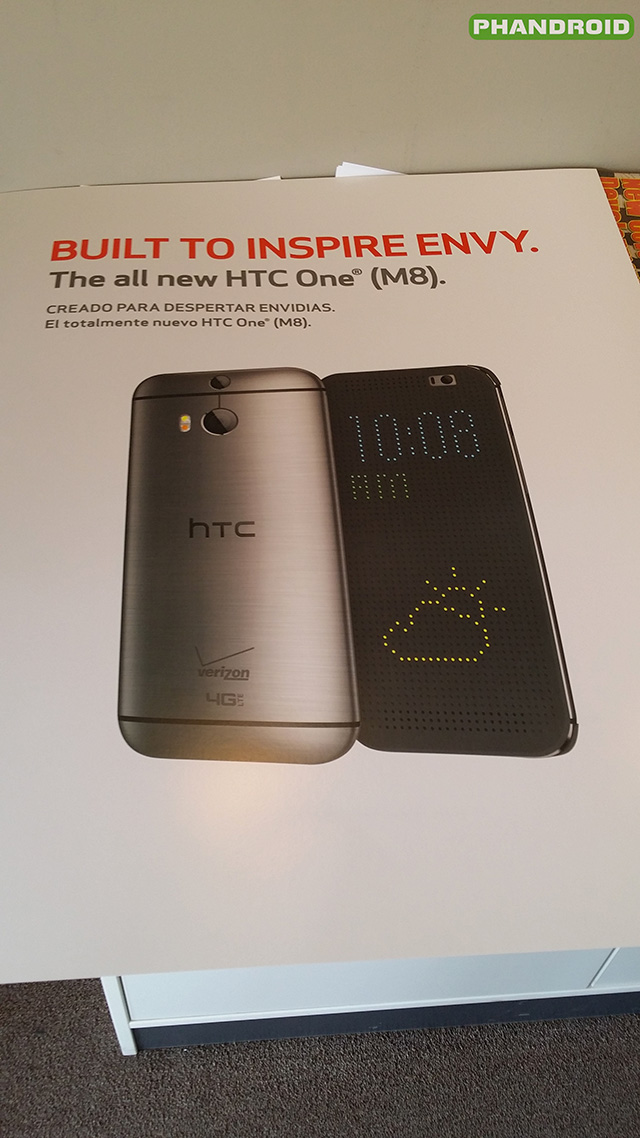 The All New HTC One Verizon
