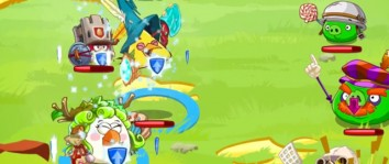 Vidéo gameplay Angry Birds Epic
