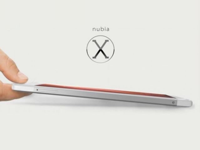ZTE Nubia X6