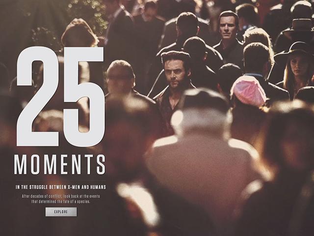 25 Moments