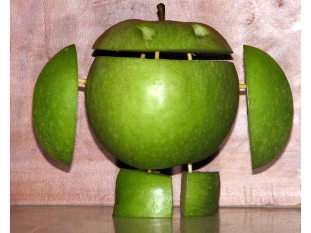 Une faille permettant de changer les icônes d'Android