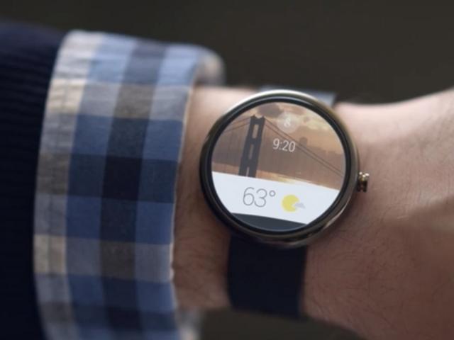 Android Wear est là pour les notifications
