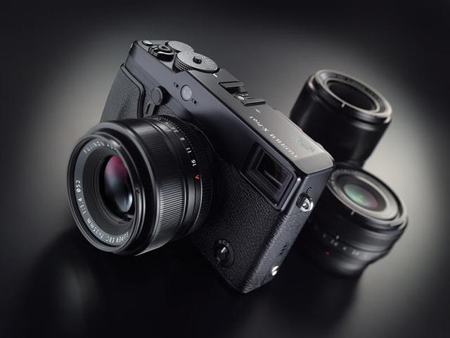 Capteur Fujfilm X-PRO2