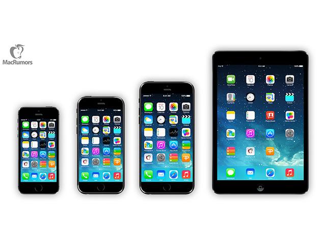 Concept iPhone 6 MacRumors : image 2