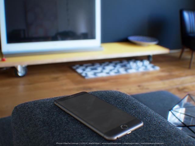 Concept iPhone 6 Martin Hajek : image 1